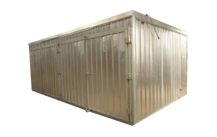 MYHY Type Fuel Oil or Gas Wood Drying Box