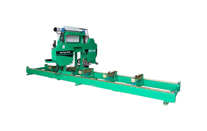 MJ376A (AS) Horizontal Band Saw