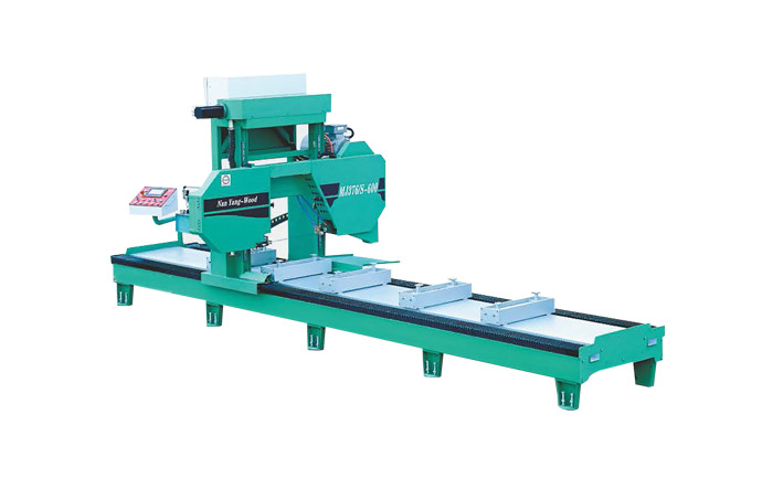MJ376/S series of CNC horizontal band saw machine