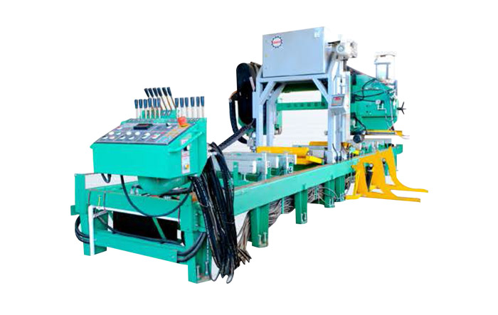 MJ377 Series large-scale log horizontal band sawing machine
