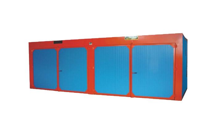 MYH Furnace gas heating wood drying box