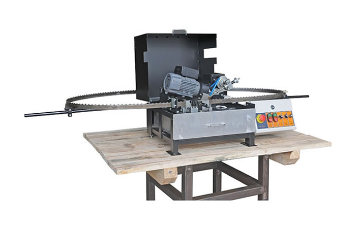 MF115 Full-automatic Saw Blade Sharpening Machine