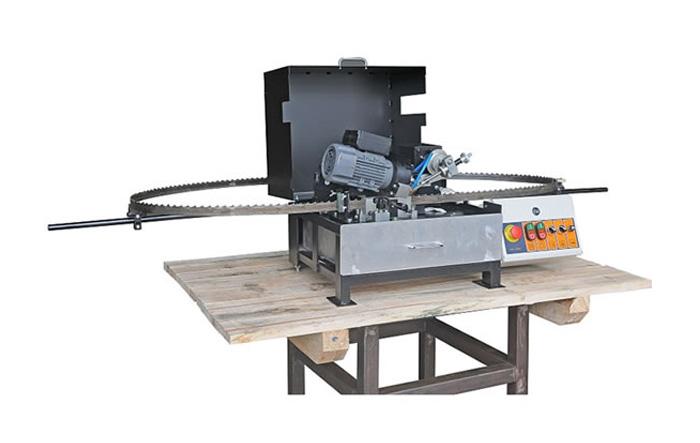 MF115 Full-automatic Saw Blade Sharpening Machine