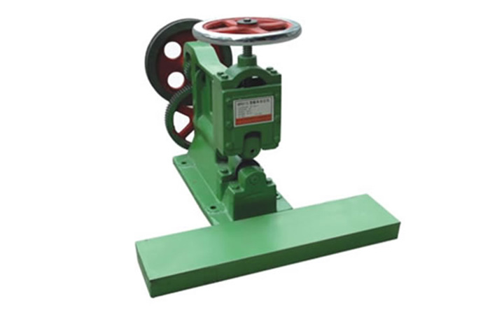 MR4115 Saw Blade Rolling Machine