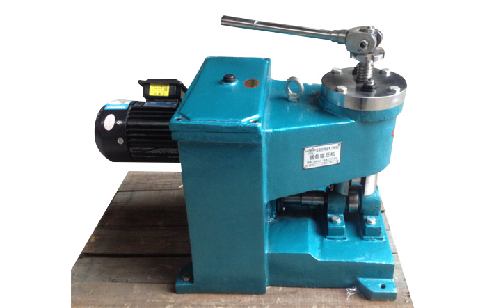MR4120 Saw Blade Rolling Machine