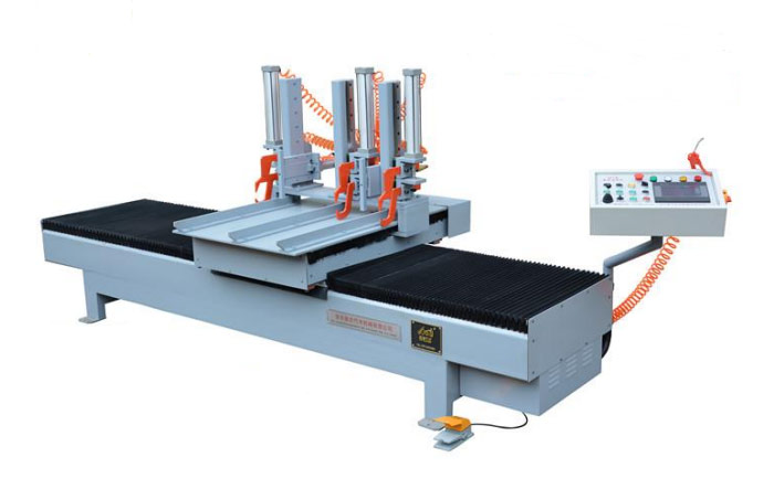 MT-1500A CNC Band-saw Feeder