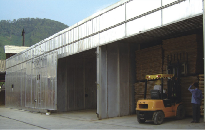 MYHG-SR Wood Packaging & Timber Heat Treatment Automatic Control Equipment